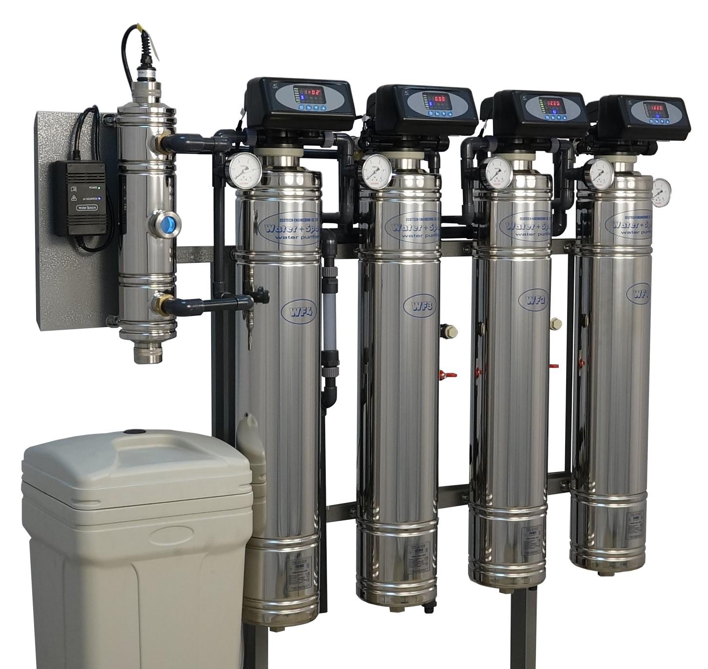 Где купить оборудование для очистки питьевой воды